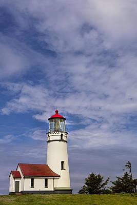 Oregon Photograph - Cape Blanco Lighthouse by Andrew Soundarajan