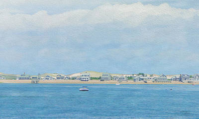 Cape Cod 10 Print by Joost Hogervorst