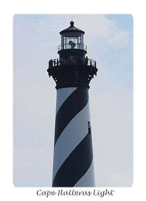 East Coast Photograph - Cape Hatteras Lighthouse 2014 5 by Cathy Lindsey