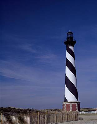 Cape Hatteras Lighthouse Photograph - Cape Hatteras Lighthouse by Mountain Dreams