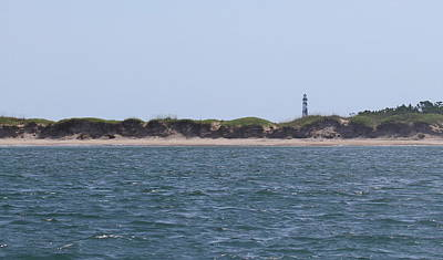 Marshes Photograph - Cape Lookout Light 2014 by Cathy Lindsey
