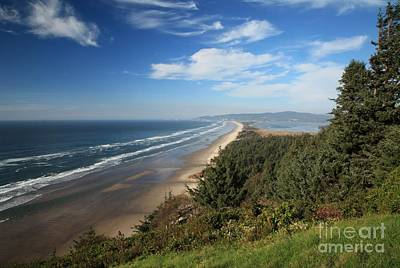 Cape Lookout Oregon Print by Adam Jewell