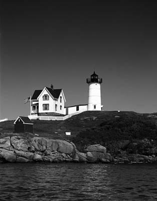 Cape Neddick Light Station Print by Mountain Dreams
