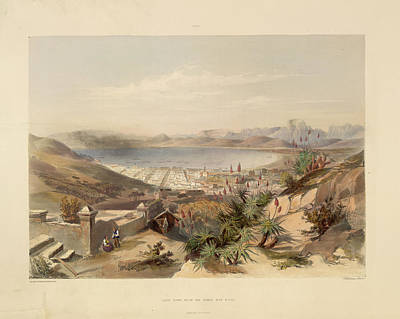 Cape Town Print by British Library