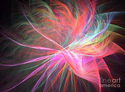 Dandelion Digital Art - Capella by Kim Sy Ok