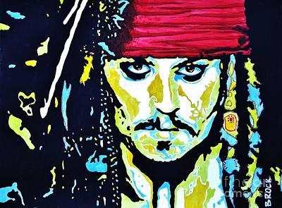 Captain Jack Original by Kyle  Brock