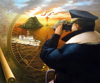 Captain Korea 4 Original by Yoo Choong Yeul