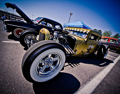 Car Candy Print by Merrick Imagery