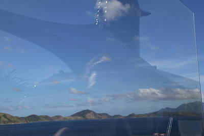 Caribbean Cruise - St Kitts - 1212109 Print by DC Photographer