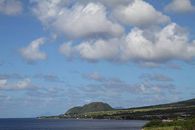 Caribbean Cruise - St Kitts - 1212156 Print by DC Photographer