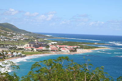 Caribbean Cruise - St Kitts - 121270 Print by DC Photographer
