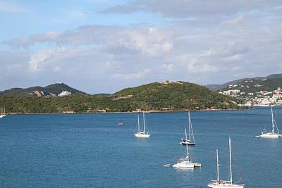 Thomas Photograph - Caribbean Cruise - St Thomas - 121223 by DC Photographer
