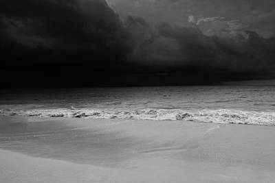 Caribbean Storm Clouds Print by Mountain Dreams