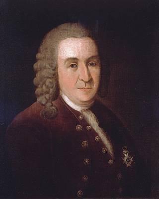 Carl Linnaeus, Swedish Botanist Print by Science Photo Library