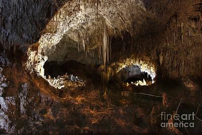 Carlsbad Caverns #3 Print by Kathy McClure