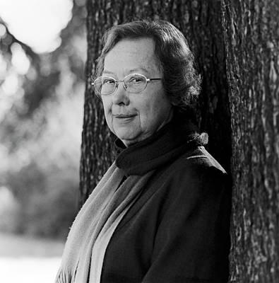 60s Photograph - Carole Jordan by Lucinda Douglas-menzies