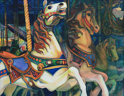 Carousel Original by Michelle Scott