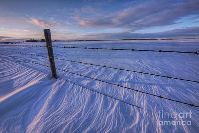 Snow Drifts Photograph - Carved By The Wind II by Dan Jurak