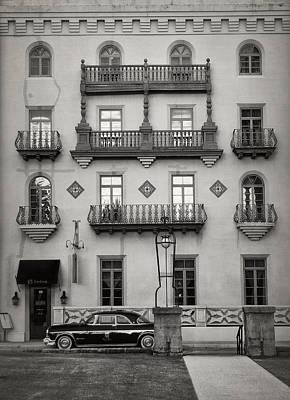 Casa Monica Print by Mario Celzner