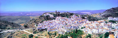 Casares Photograph - Casares, Andalucia, Spain by Panoramic Images