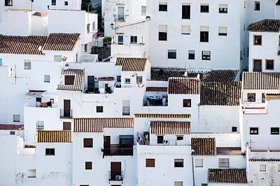 Spain Photograph - Casares-on-sunday by Piet Scholten