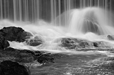 Cascade Print by Diana Angstadt