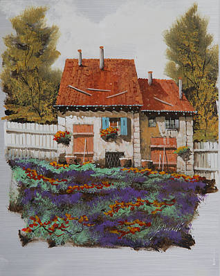Case E Lavande Original by Guido Borelli