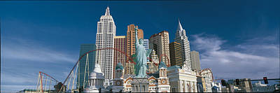 On Location Photograph - Casino Las Vegas Nv by Panoramic Images