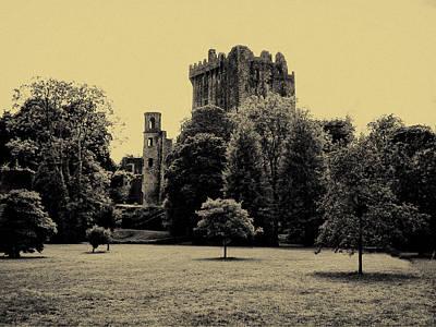 Castle Blarney Ireland Print by Jerry Cannon