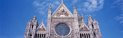 Sienna Italy Photograph - Catedrale Di Santa Maria, Sienna, Italy by Panoramic Images