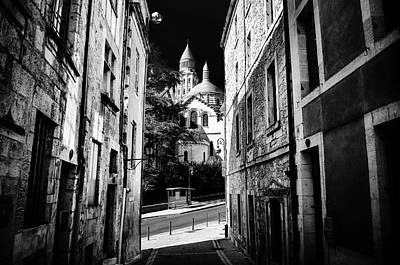 Cathedral View Print by Jim Ripley