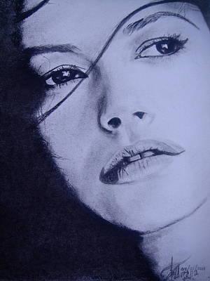 Beauty Print by Ann Supan