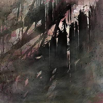 Hurt Digital Art - Caught In A Branch by Rachel Christine Nowicki