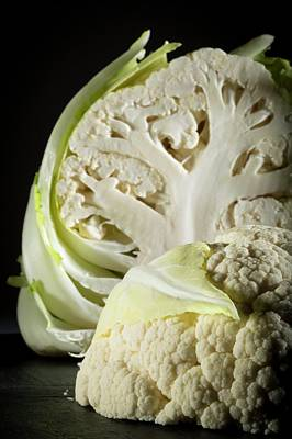 Cauliflower Photograph - Cauliflower by Aberration Films Ltd