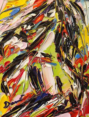 Cavallo In Colore Print by Enrico Nicodemo