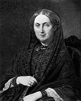 Caballero Painting - Cecilia Bohl De Faber (1796-1877) by Granger
