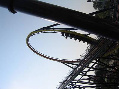 Mantis Photograph - Cedar Point - Mantis - 12124 by DC Photographer