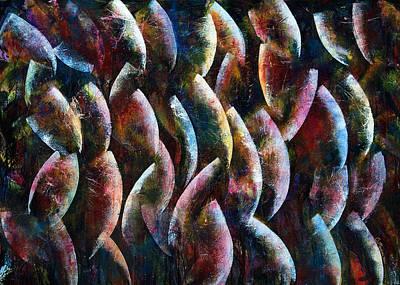Jamaican Art Painting - Celebration by Garfield Morgan