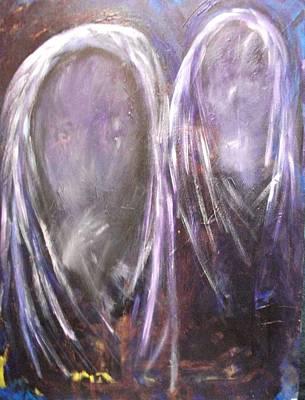 Atlantis Painting - Celestial Blessings by Randall Ciotti