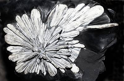 Strontium Photograph - Celestine I by Dirk Wiersma
