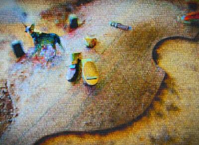 Cello Menehune Original by Suzy Norris