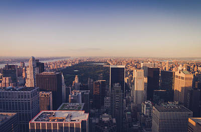 Photograph - Central Park - New York City by Thomas Richter