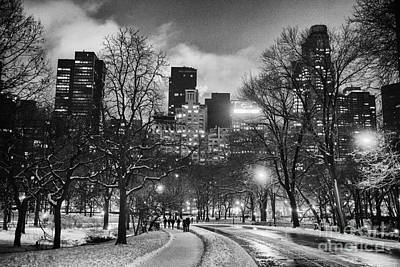More Nyc Photograph - Central Park View by John Farnan