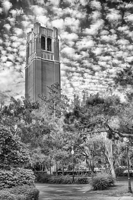 B Photograph - Century Tower by Howard Salmon