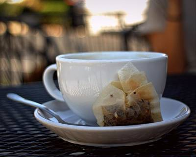 Coffee Photograph - Chai Tea by Stephanie Hollingsworth