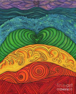 Chakra Ascension Original by Deborha Kerr