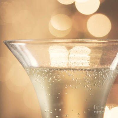 Special Occasion Photograph - Champagne Celebration by Kim Fearheiley