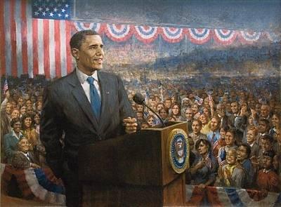 Liberal Digital Art - Change by Andy Thomas