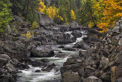 Unspoiled Art Photograph - Change Of Seasons by Mark Kiver