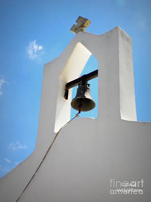 Chapel Bell Print by Lainie Wrightson